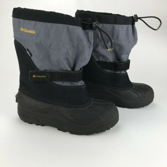 Columbia Kid's Winter Boots Size 6
